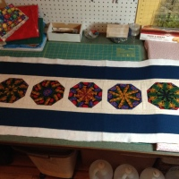 Back in quilting mode